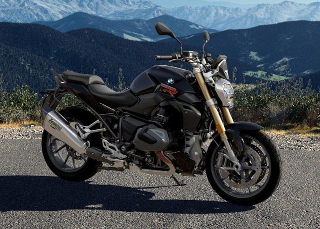 Motorrad kaufen BMW R 1250 R Akrapovic Neufahrzeug