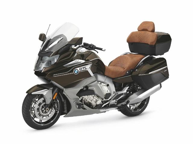 Motorrad kaufen BMW K 1600 GTL ABS Option 719 Sparkling Storm Neufahrzeug