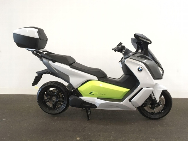 Motorrad kaufen BMW C evolution ABS Occasion