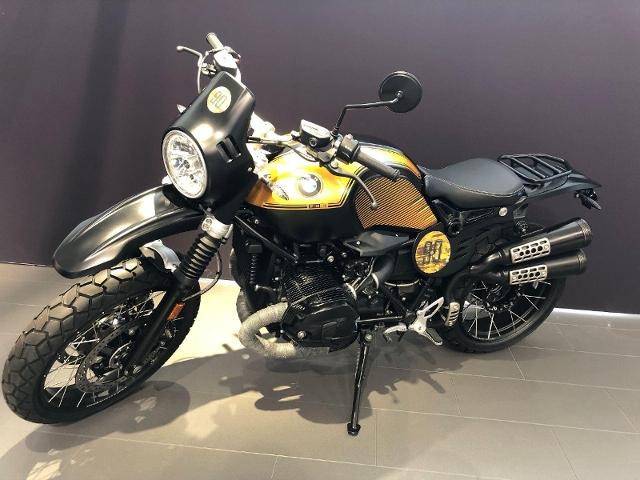 Motorrad kaufen BMW R nine T Urban G/S ABS Gold Digger Edition Neufahrzeug
