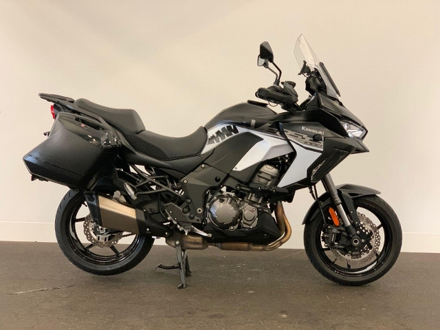 Motorrad kaufen KAWASAKI Versys 1000 ABS SE Mit Garmin Occasion