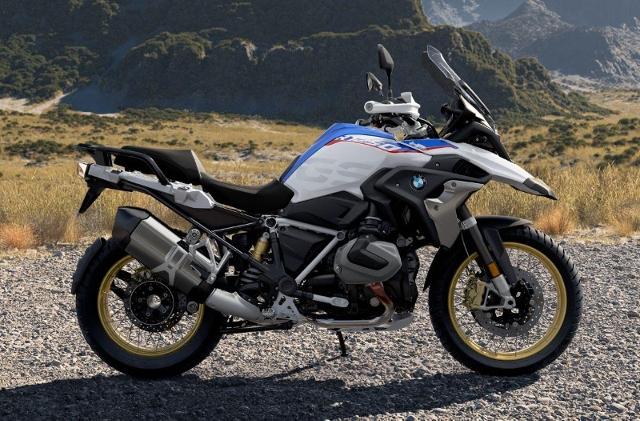 Acheter une moto BMW R 1250 GS Style HP *Tieferlegung* neuve