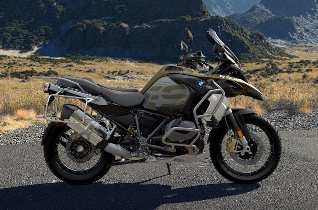 Acheter une moto BMW R 1250 GS Adventure Exclusive neuve