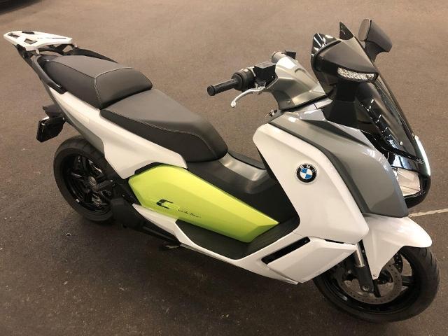 Acheter une moto BMW C evolution ABS Occasions