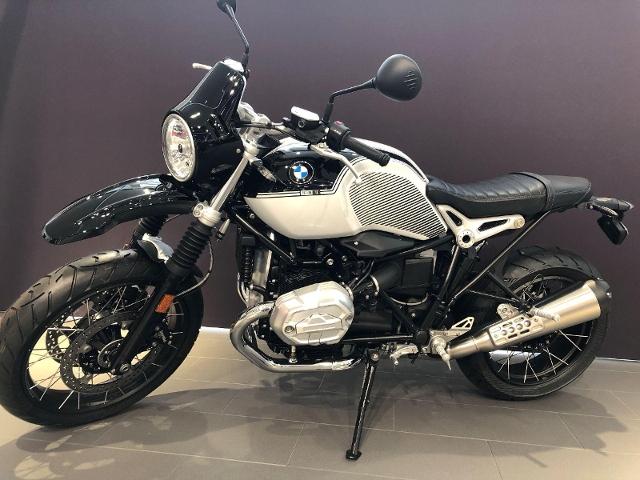 Motorrad kaufen BMW R nine T Urban G/S ABS Utzi Silversurfer Edition Neufahrzeug