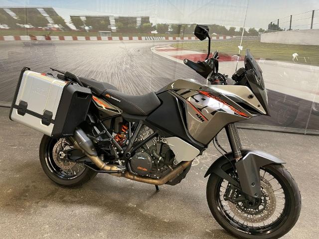 Motorrad kaufen KTM 1190 Adventure ABS Occasion