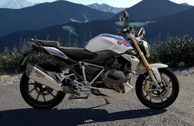 Motorrad kaufen BMW R 1250 R Neufahrzeug