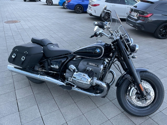 Motorrad kaufen BMW R 18 Classic Vorführmodell