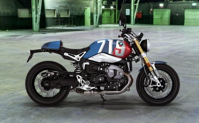 Motorrad kaufen BMW R nine T ABS Opt. 719 Neufahrzeug