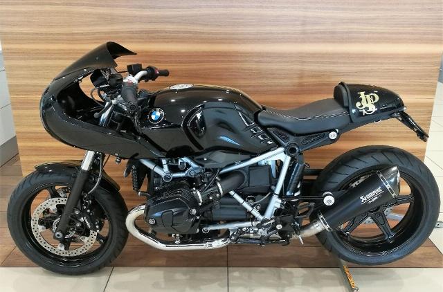 Motorrad kaufen BMW R nine T Racer ABS Flat Tracker Neufahrzeug