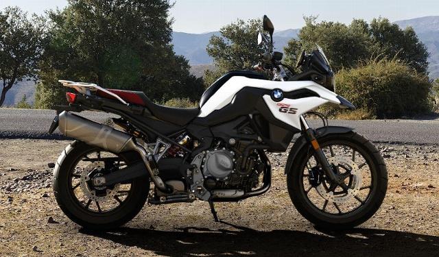 Motorrad kaufen BMW F 750 GS Neufahrzeug