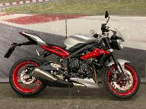 Motorrad kaufen Occasion TRIUMPH Street Triple 675 RX ABS (naked)