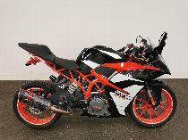 Acheter une moto Occasions KTM 390 RC Supersport ABS (sport)