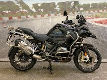 Töff kaufen BMW R 1200 GS Adventure ABS TRIPLE BLACK Enduro