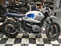 Buy a bike BMW R nine T Urban G/S ABS Blue & White Edition Retro