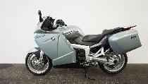 Acheter une moto Occasions BMW K 1200 GT ABS (touring)