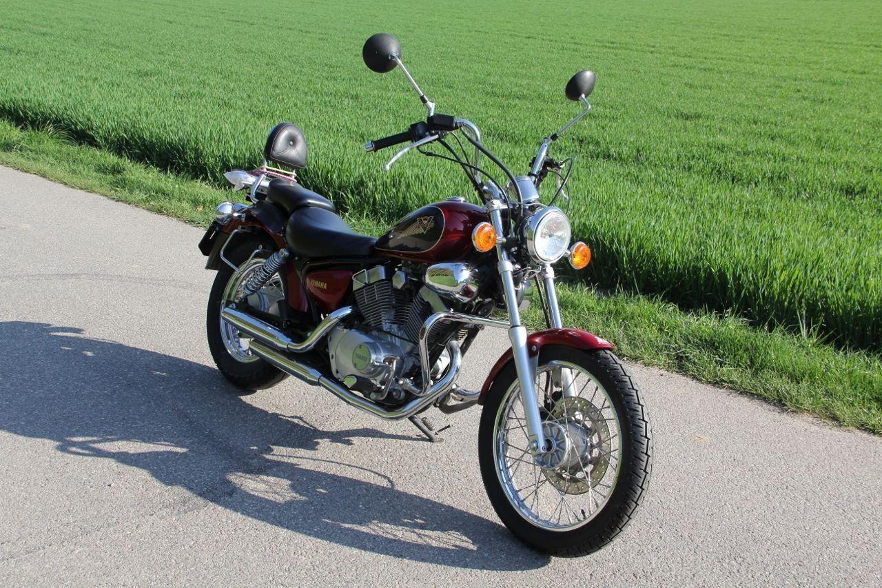 motorrad occasion kaufen yamaha xv 125 s virago moto. Black Bedroom Furniture Sets. Home Design Ideas