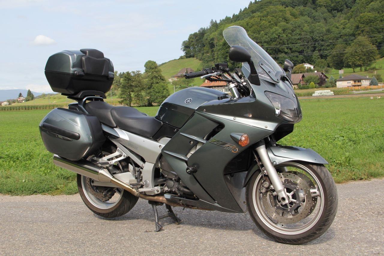 motorrad occasion kaufen yamaha fjr 1300 abs moto lehmann ag riedtwil. Black Bedroom Furniture Sets. Home Design Ideas