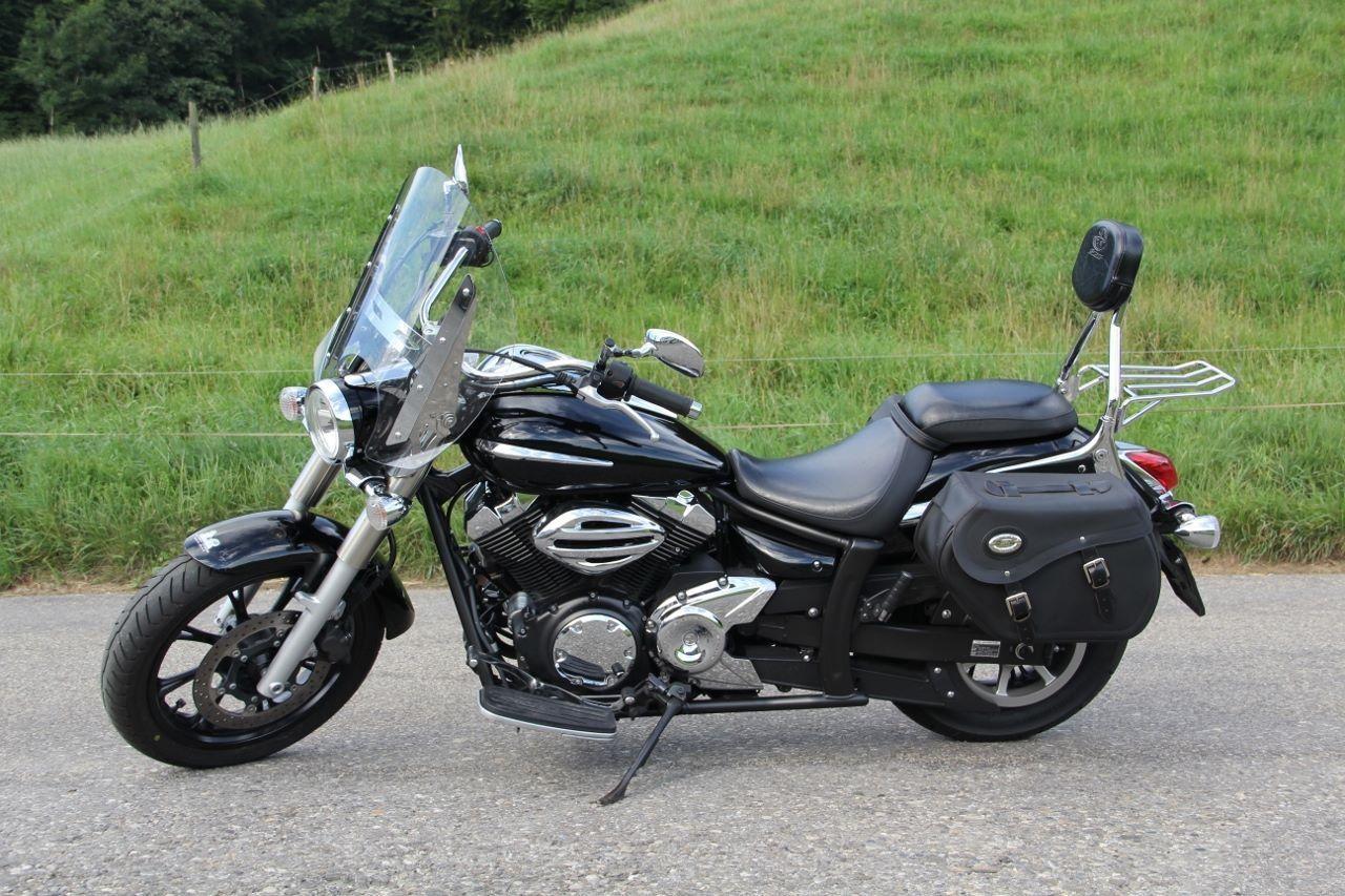 moto occasions acheter yamaha xvs 950 a midnight star moto lehmann ag riedtwil. Black Bedroom Furniture Sets. Home Design Ideas