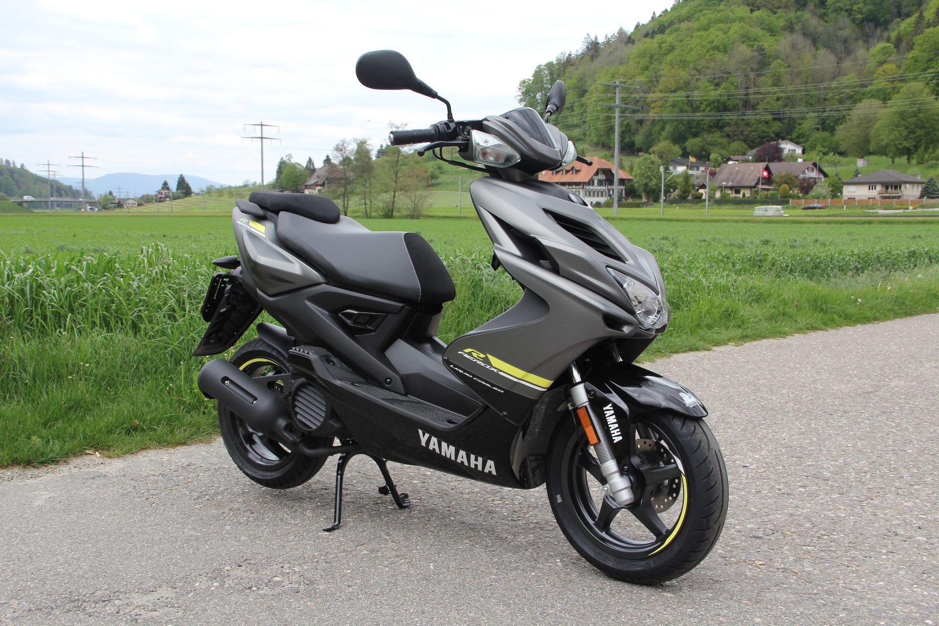 Motorrad Privat kaufen YAMAHA Aerox R NS 50 privatmarkt