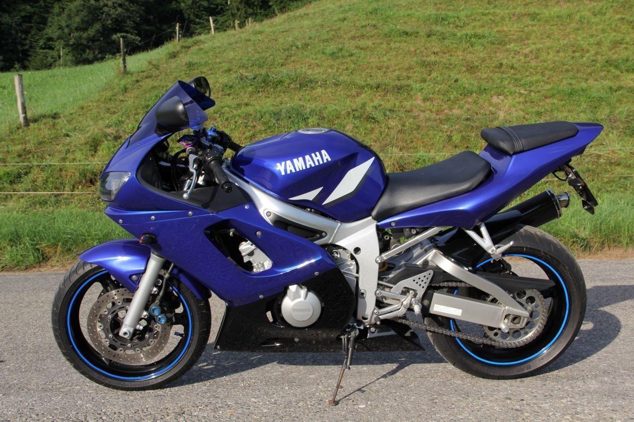 motorrad occasion kaufen yamaha yzf r6 25kw moto lehmann ag riedtwil. Black Bedroom Furniture Sets. Home Design Ideas