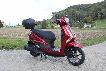 Motorrad kaufen Vorführmodell YAMAHA Delight 125 (roller)