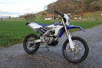 Motorrad kaufen Occasion YAMAHA WR 250 F (enduro)
