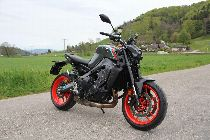 Motorrad kaufen Vorführmodell YAMAHA MT 09 (naked)