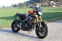 Töff kaufen YAMAHA MT 09 ABS mit Oehlins Fahrwerk Naked
