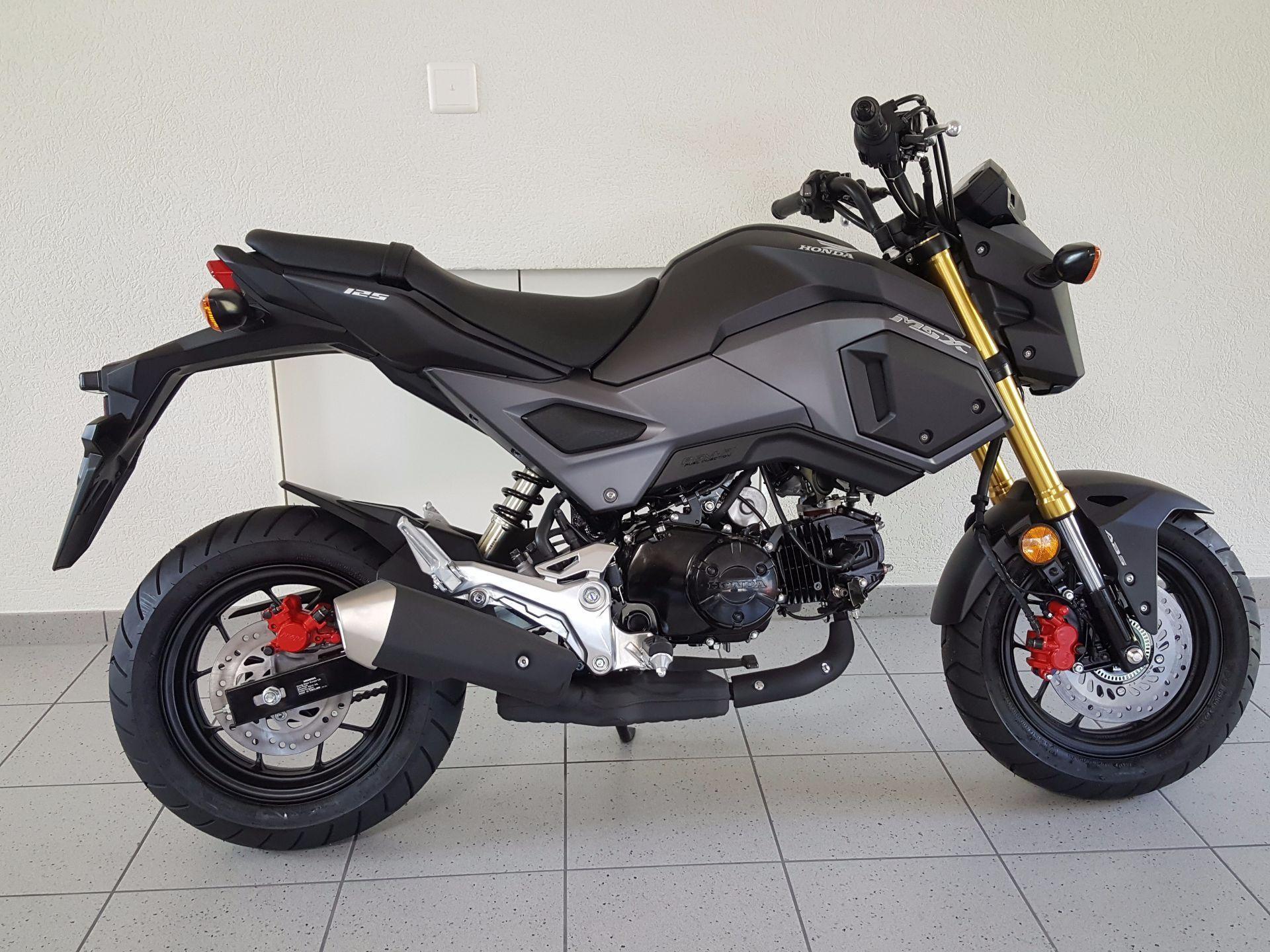 Moto Occasions acheter HONDA MSX 125 Aeschbach Max Honda ... Honda Occasions