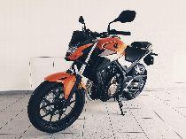Motorrad Mieten & Roller Mieten HONDA CB 500 FA (Naked)