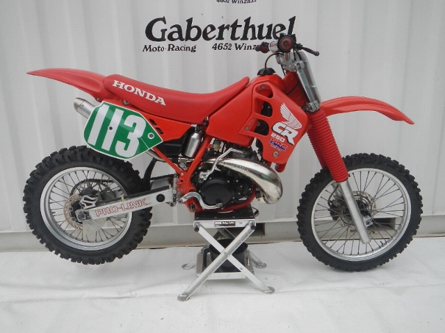 Motorrad kaufen HONDA Cross CR250R Occasion