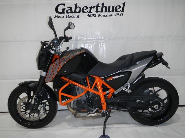 Motorrad kaufen KTM 690 Duke tiefergelegt Occasion