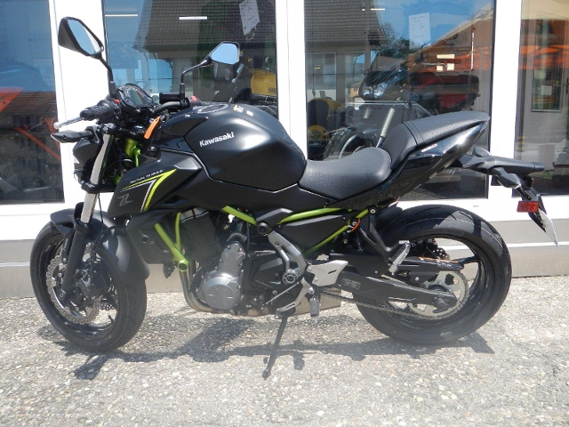 Motorrad kaufen KAWASAKI Z 650 Occasion