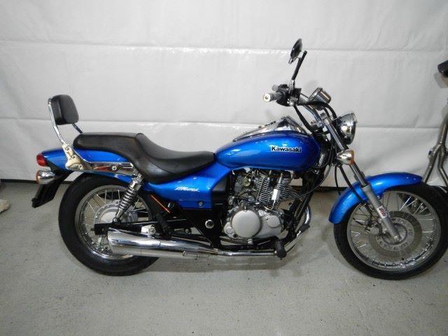 Motorrad kaufen KAWASAKI Eliminator 125 Occasion