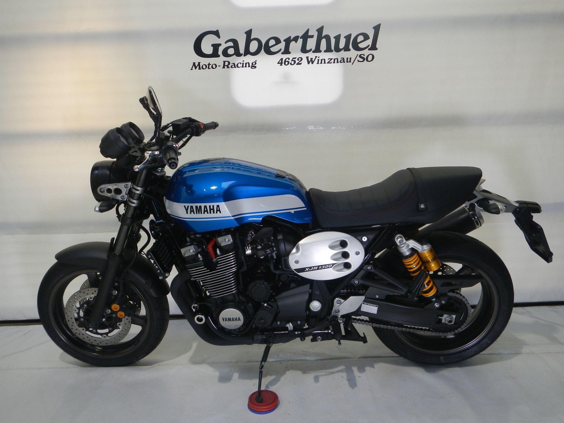 motorrad occasion kaufen yamaha xjr 1300 gaberth l moto. Black Bedroom Furniture Sets. Home Design Ideas