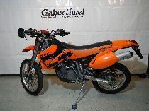 Acheter une moto Occasions KTM 625 SXC Enduro (enduro)