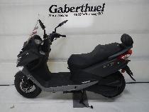 Motorrad kaufen Vorjahresmodell SYM Joy Ride S 125i (roller)