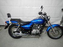 Motorrad kaufen Occasion KAWASAKI Eliminator 125 (custom)