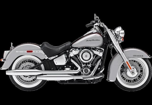 Motorrad kaufen HARLEY-DAVIDSON FLDE 1745 Deluxe 107 Neufahrzeug