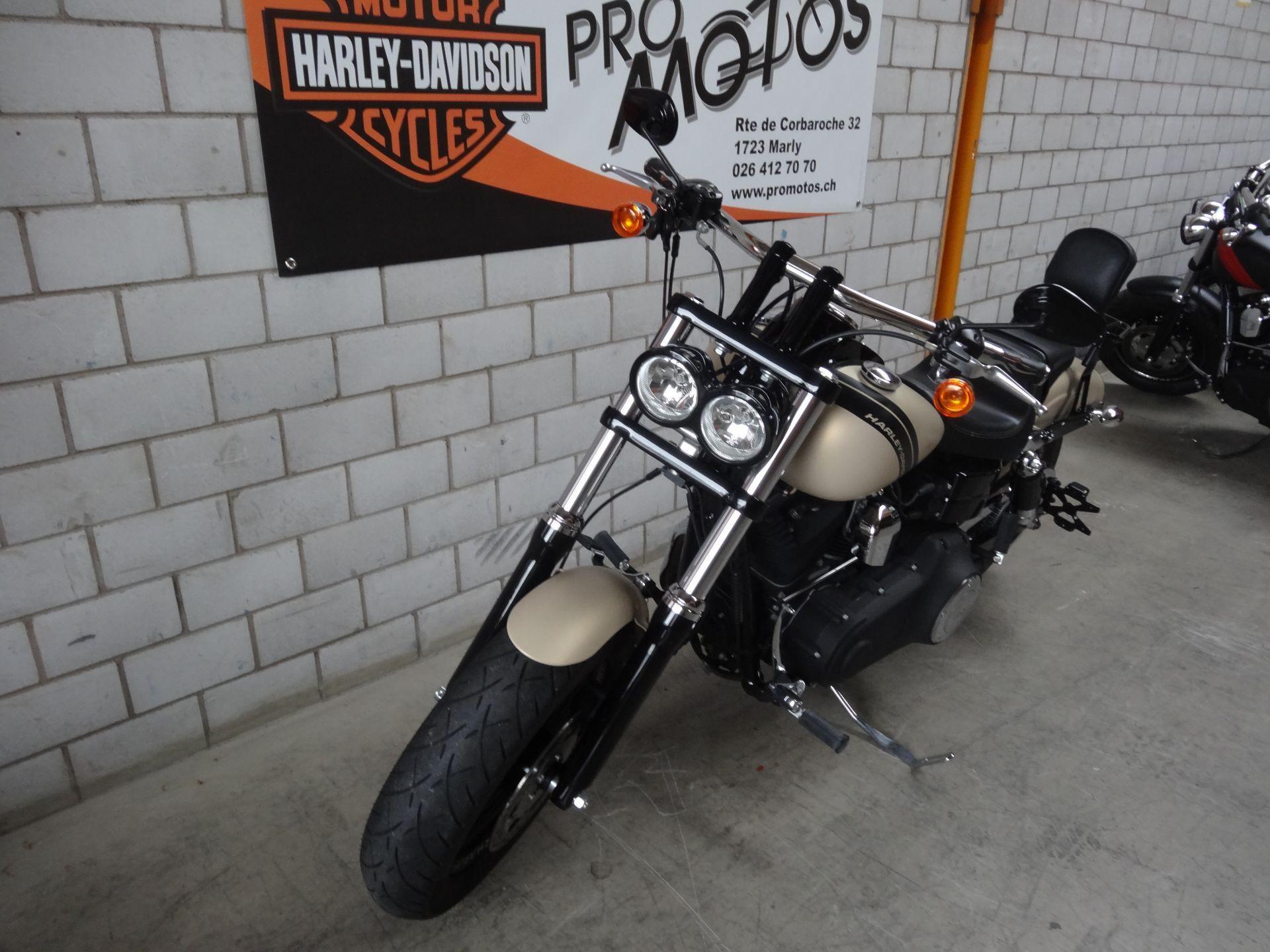motorrad occasion kaufen harley davidson fxdf 1690 dyna fat bob abs pro motos sa marly. Black Bedroom Furniture Sets. Home Design Ideas