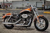 Motorrad kaufen Neufahrzeug HARLEY-DAVIDSON XL 1200 CA Sportster Custom ABS (custom)