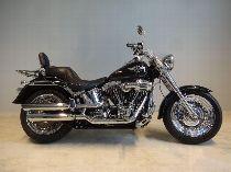 Motorrad kaufen Occasion HARLEY-DAVIDSON FLSTF 1584 Softail Fat Boy (custom)