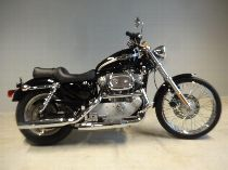 Buy motorbike Pre-owned HARLEY-DAVIDSON XL 883 53C Sportster (custom)