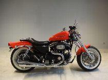 Acheter une moto Occasions HARLEY-DAVIDSON XL 883 R Sportster Roadster (custom)