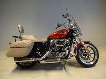 Bild des HARLEY-DAVIDSON XL 1200 T Sportster Superlow
