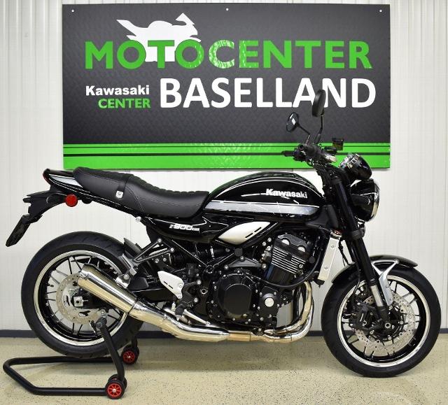 Motorrad kaufen KAWASAKI Z 900 RS 2021 Neufahrzeug