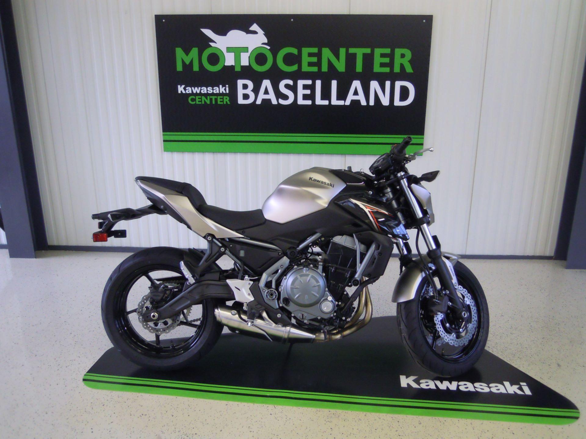 motorrad neufahrzeug kaufen kawasaki z 650 abs motocenter. Black Bedroom Furniture Sets. Home Design Ideas