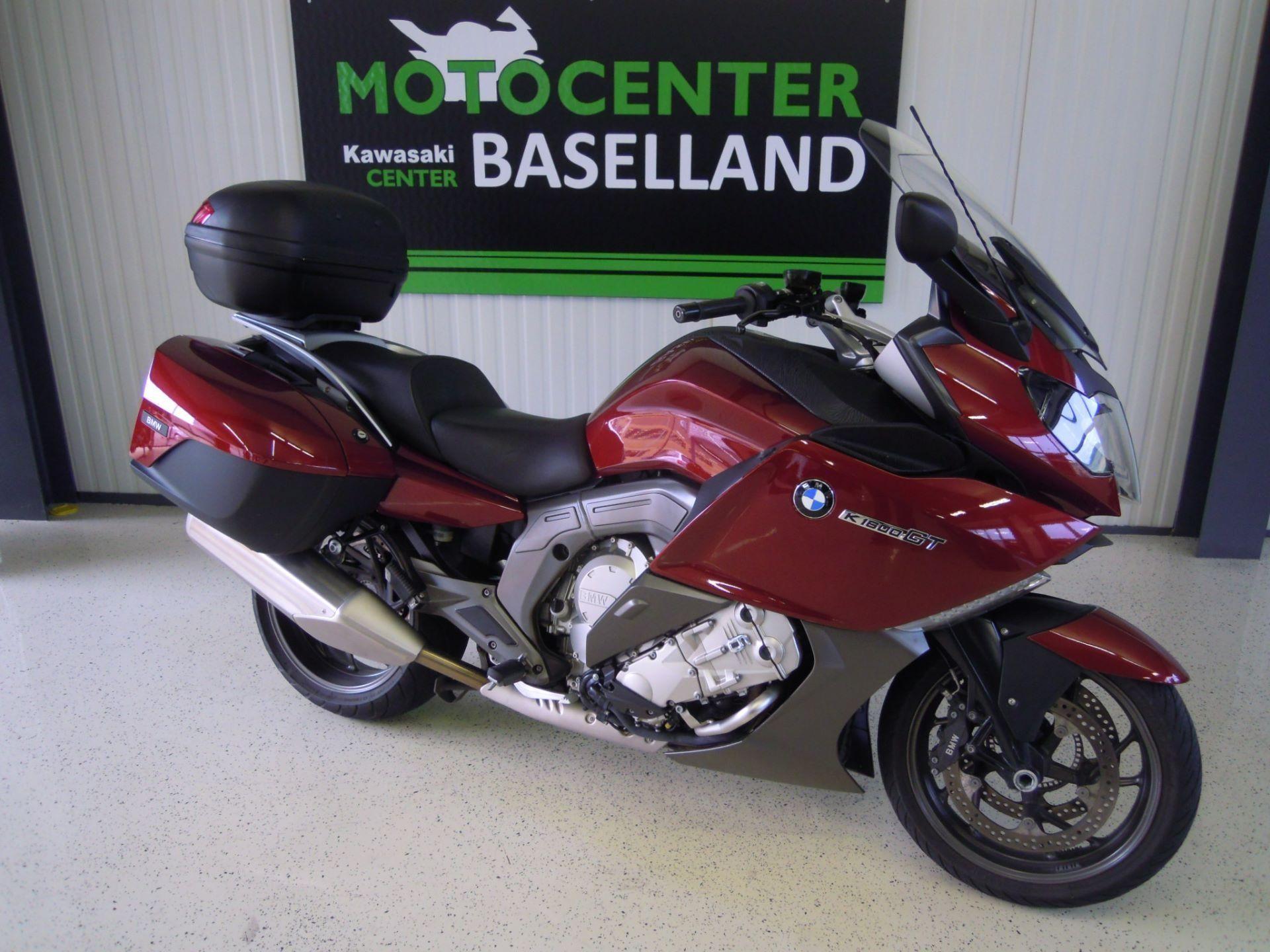 motorrad occasion kaufen bmw k 1600 gt abs motocenter baselland f llinsdorf. Black Bedroom Furniture Sets. Home Design Ideas