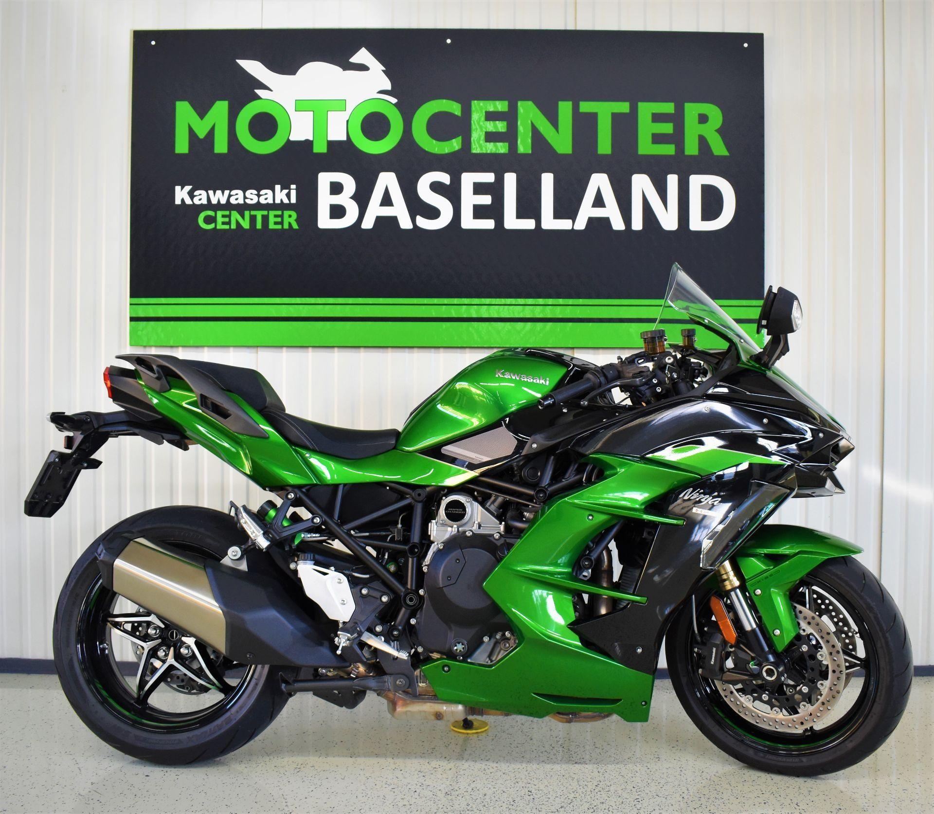 Buy Motorbike Pre Owned Kawasaki Ninja H2 Sx Se Motocenter